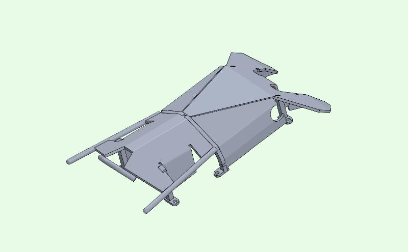 robotics-frame