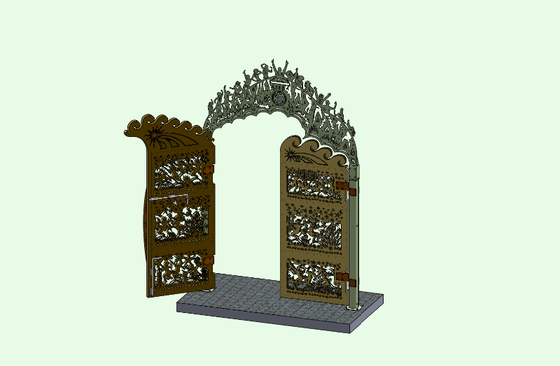 saloon-gates-party